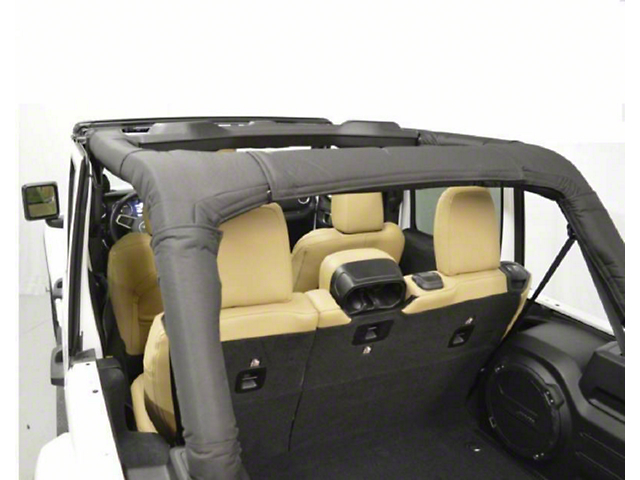 Dirty Dog 4x4 Soft Top Replacement Roll Bar Cover (18-21 Jeep Wrangler JL 4 Door)
