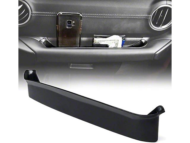 Grab Handle Storage Tray; Passenger Side (18-21 Jeep Wrangler JL)