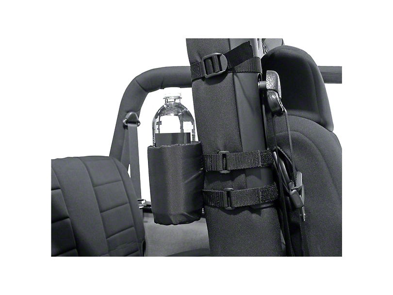 Rugged Ridge 2 Sport Bar Cup Holders