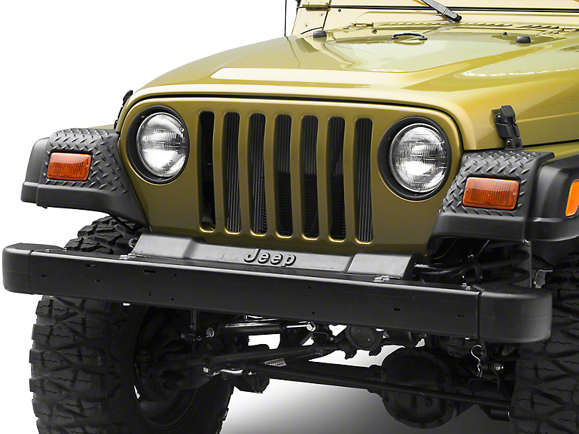 Rugged Ridge 2 Front Fender Guards (97-06 Wrangler TJ)