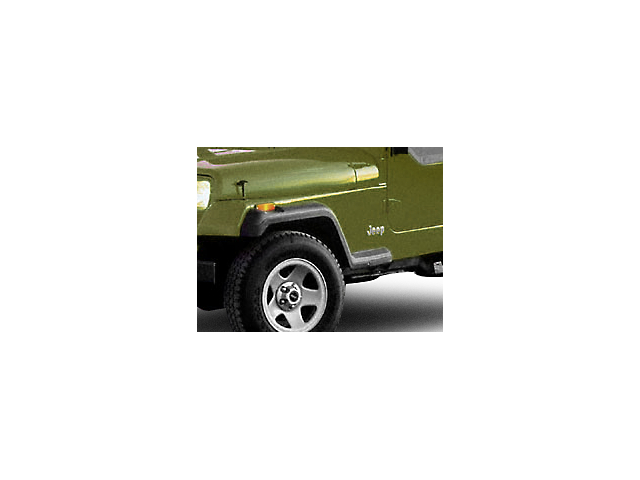 Front Fender Flare Extension - Driver Side (87-95 Jeep Wrangler YJ)