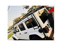 Garvin Adventure Rack (18-21 Jeep Wrangler JL 4-Door w/ One Touch Power Top)