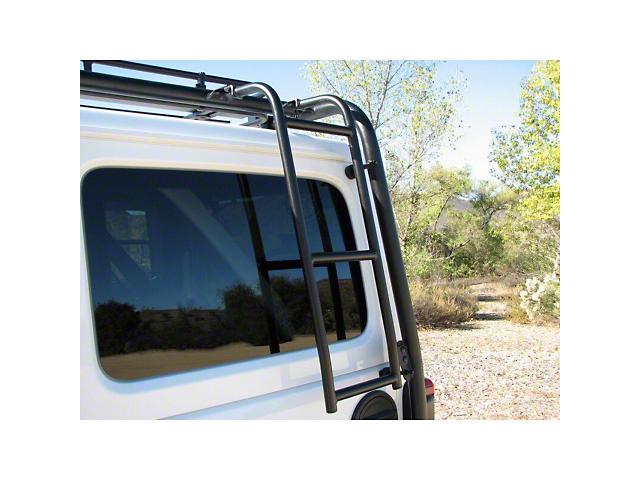 Garvin Adventure Rack Ladder; Passenger Side (18-21 Jeep Wrangler JL)