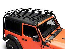 Garvin Expedition Rack (18-21 Jeep Wrangler JL 2-Door)