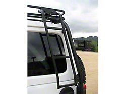 Garvin Expedition Rack Ladder; Driver Side (18-21 Jeep Wrangler JL)