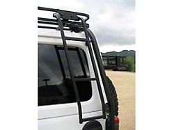 Garvin Expedition Rack Ladder; Passenger Side (18-21 Jeep Wrangler JL)