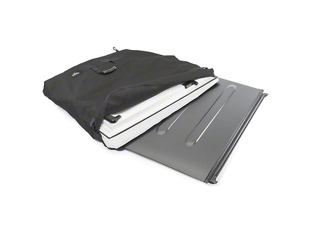 MasterTop Freedom Panel Storage Bag; Master Twill (07-21 Jeep Wrangler JK & JL)