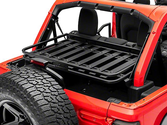 Garvin Utility Rack (18-21 Jeep Wrangler JL)