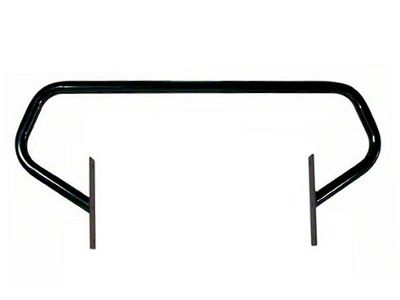 Rugged Ridge Glossy Black Brush Guard (97-06 Jeep Wrangler TJ)