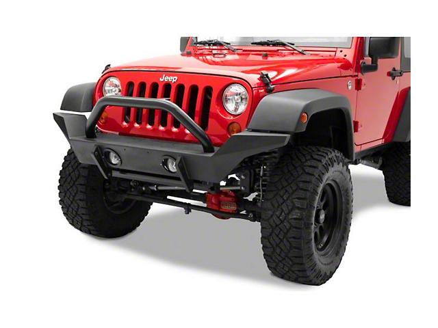 Bestop HighRock 4x4 High Access Front Bumper (07-18 Jeep Wrangler JK)