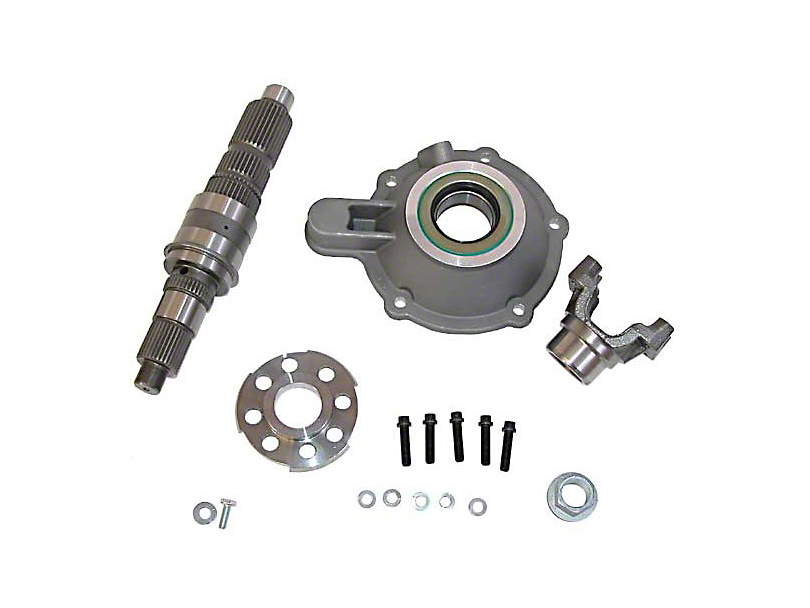 Rugged Ridge Mega Short Slip Yoke Eliminator Kit (88-06 Jeep Wrangler YJ & TJ)