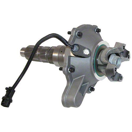 Rugged Ridge Mega Short Slip Yoke Eliminator Kit w/ Speed Sensor (87-06 Jeep Wrangler YJ & TJ)