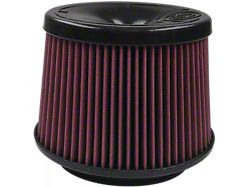 S&B Cold Air Intake Replacement Oiled Cleanable Cotton Air Filter (10-14 5.0L, 6.2L F-150; 15-20 F-150)