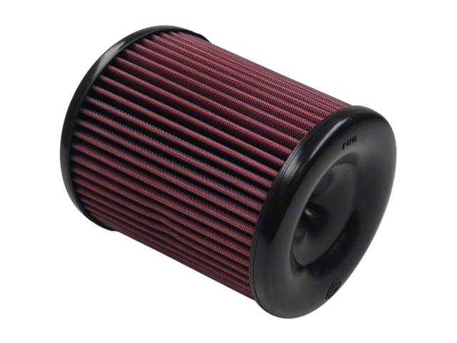 S&B Cold Air Intake Replacement Oiled Cleanable Cotton Air Filter (20-22 3.6L Jeep Gladiator JT)