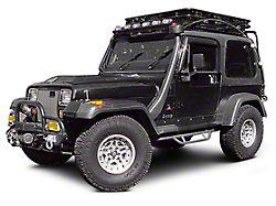Passenger Side Front Fender Flare Extension (87-95 Jeep Wrangler YJ)