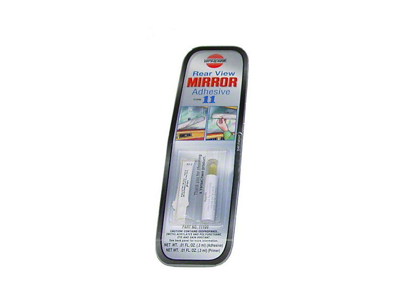 Rugged Ridge Rear View Mounting Glue (Universal Application)