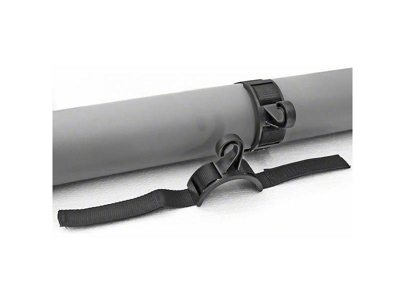 Rugged Ridge 2 Roll Bar Coat Hangers