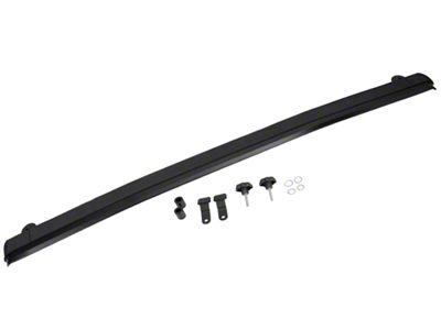 Rugged Ridge Summer Brief/Roll Bar Windshield Header (07-18 Jeep Wrangler JK)