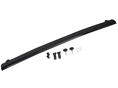 Rugged Ridge Summer Brief/Roll Bar Windshield Header (07-18 Wrangler JK)