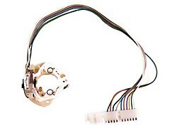 Steinjager Steering Column Replacement Parts Turn Signal Switch; Replace OE Part Number 3229970 (87-95 Jeep Wrangler YJ)