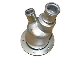Steinjager Fuel Systems Filler Neck; Replace OE Part Number 5364760 (78-86 Jeep CJ5 and CJ7)