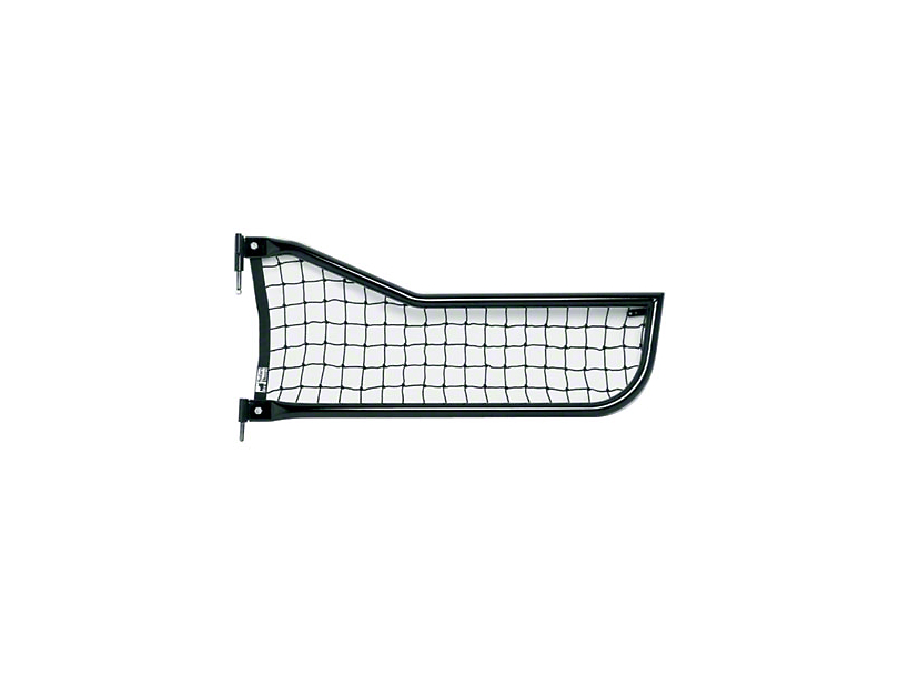 Olympic 4x4 Safari Door Netting (87-06 Jeep Wrangler YJ & TJ)