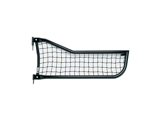Olympic 4x4 Safari Door Netting (87-06 Wrangler YJ \u0026 TJ)
