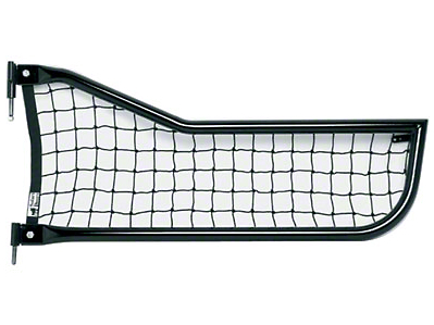 Olympic 4x4 Safari Door Netting (87-06 Wrangler YJ & TJ)