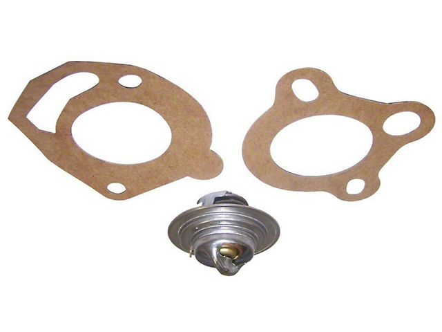 Steinjager HVAC Components Thermostat Gaskets; With 4.0L (66-86 4.0L Jeep CJ5 and CJ7; 87-06 4.0L Jeep Wrangler YJ and TJ)