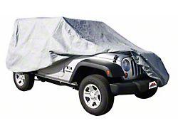 Steinjager Cab Covers; 4-Door (18-21 Jeep Wrangler JL 4-Door)