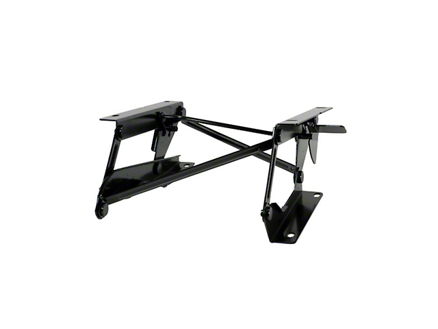Rugged Ridge Seat Riser Bracket; Driver Side (87-95 Jeep Wrangler YJ)