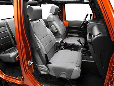 2018-2020 Jeep JL Seat Covers | Wrangler | ExtremeTerrain