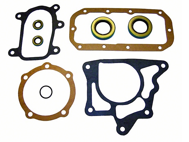 Steinjager Driveline Transfer Case Gasket Kit (72-79 Jeep CJ5 and CJ7)