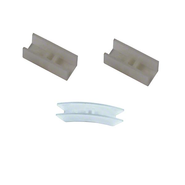 Omix-ADA Shift Fork Pad Set for NP231 Transfer Case (87-90 Wrangler YJ)