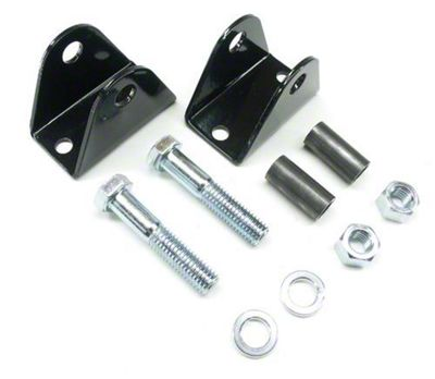 Teraflex Shock Bar Pin Eliminator-Rear Upper (97-06 Jeep Wrangler TJ)