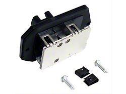 HVAC Blower Motor Resistor (07-10 Jeep Wrangler JK)