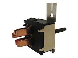 HVAC Blower Control Switch (98-04 Jeep Wrangler TJ)