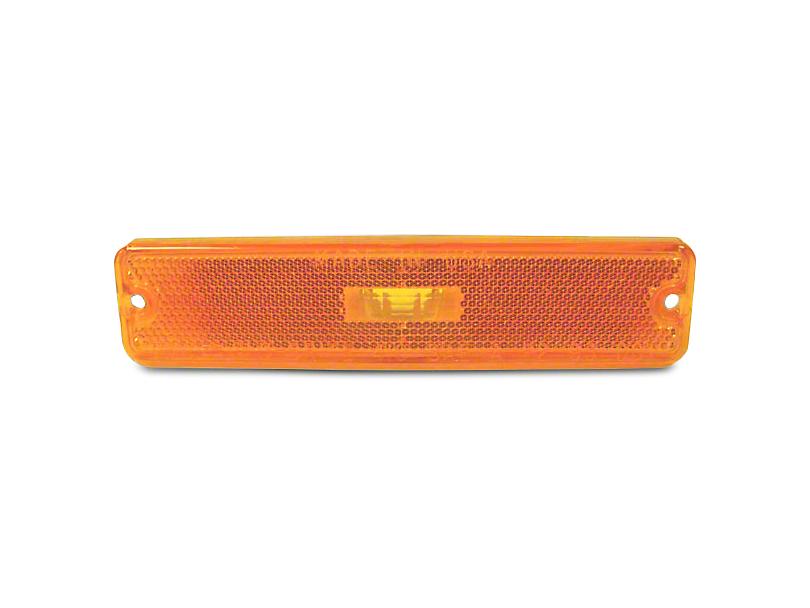 Omix-ADA Side Marker Amber Light Lens (87-95 Jeep Wrangler YJ)