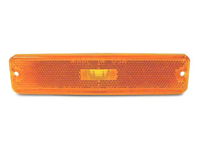 Omix-ADA Side Marker Amber Light Lens (87-95 Wrangler YJ)
