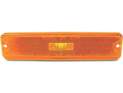 Wrangler YJ 1987-1995 Side Marker Lamps Amber Pair Left And Right OEM Quality