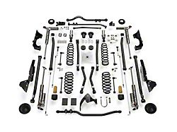 Teraflex 6-Inch Alpine RT6 Long Arm Suspension Lift Kit with Falcon 3.3 Shocks (07-18 Jeep Wrangler JK 4-Door)