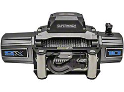 Superwinch 10,000 lb. SX 10000 Winch with Steel Cable (Universal; Some Adaptation May Be Required)