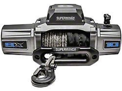 Superwinch 10,000 lb. SX 10000SR Winch with Synthetic Rope (Universal; Some Adaptation May Be Required)