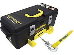 Superwinch 4,000 lb. Winch2Go with Steel Cable (Universal; Some Adaptation May Be Required)