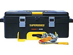 Superwinch 4,000 lb. Winch2Go with Synthetic Cable (Universal; Some Adaptation May Be Required)