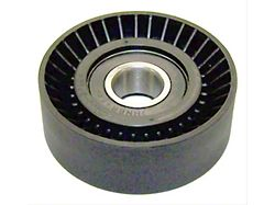 Accessory Drive Belt Idler Pulley; Smooth (09-21 5.7L RAM 1500)