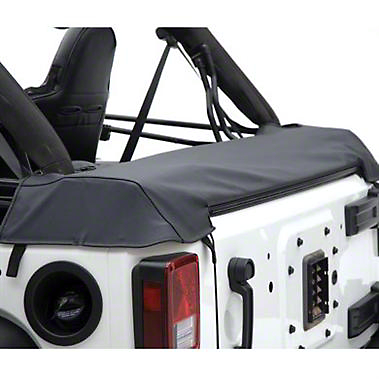 Smittybilt Soft Top Storage Boot (07-18 Wrangler JK 4 Door)