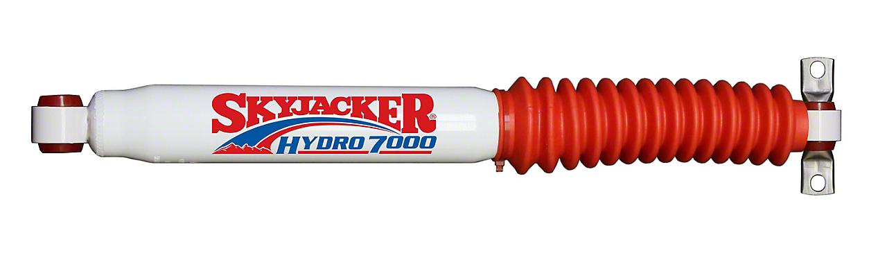 SkyJacker Softride Hydro Rear Shock for 4 in. Lift (07-18 Jeep Wrangler JK)