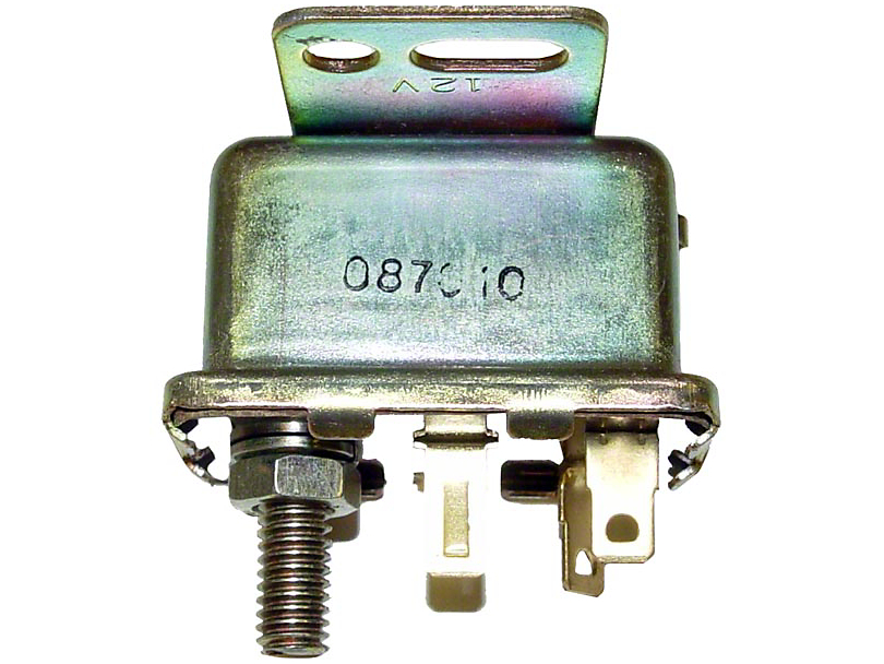 Starter Solenoid (87-90 4.2L Jeep Wrangler YJ)