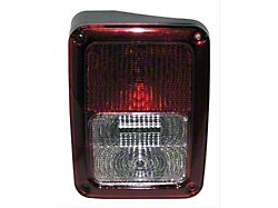 Left Rear Tail Lamp Assembly (07-18 Jeep Wrangler)